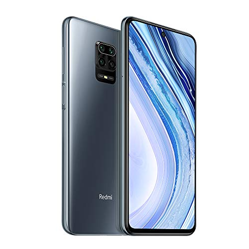 Xiaomi Redmi Note 9 Pro - Smartphone 64GB, 6GB RAM, Dual Sim, Interstellar Gray
