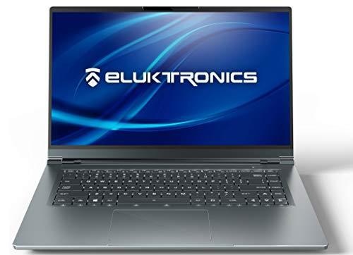 "Eluktronics MAG-15u Ultra Slim & Light 3.5lb Premium Notebook with Huge 91Whr Battery - Intel Core i7-8565u CPU NVIDIA MX250 GPU Windows 10 Home 15.6"" Full HD IPS 512GB NVMe SSD + 8GB DDR4 RAM Laptop"