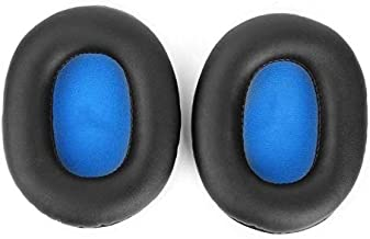 1 Pair Replacement Ear Pads Cushion Cover Earmuffs Earpads for Turtle Beach Force XO7 Recon 50 Headphones