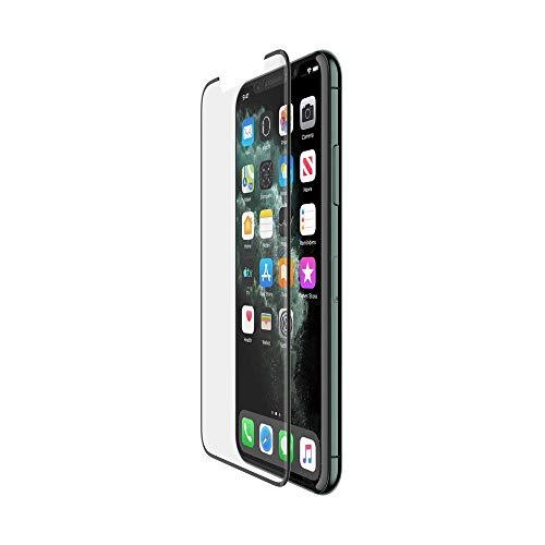 Belkin InvisiGlass Ultracurve Displayschutz für das iPhone 11 Pro Displayschutz, iPhone 11 Pro Glas-Displayschutz)