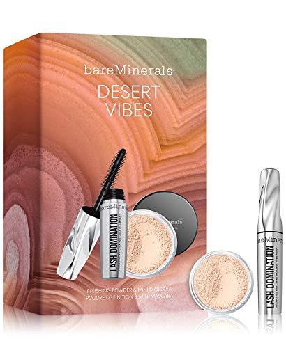 bareMinerals Desert Vibes Finishing Powder & Mini Mascara and Setting Powder Set