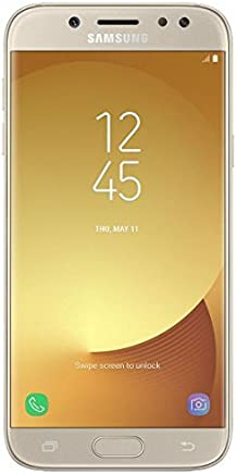 Samsung Galaxy J5 Pro 2017 Dual SIM - 32GB, 2GB RAM, 4G LTE, Gold