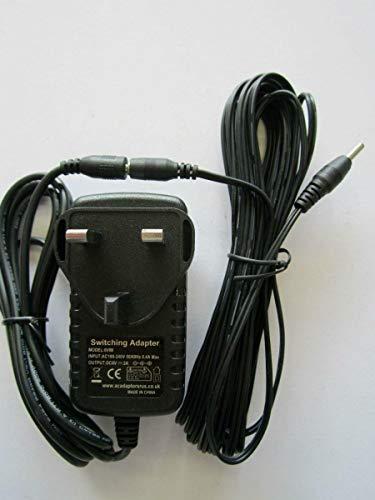 TENVIS IP602 - Cable alargador de alimentación para cámara IP (5 m, incluye adaptador de CA)