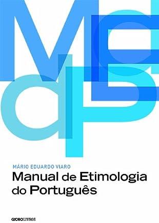 Manual de etimologia do português