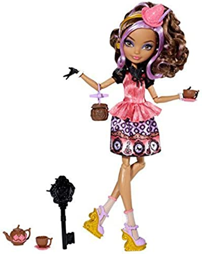 Ever After High Hat-Tastic Cedar Wood Doll by Ever After High