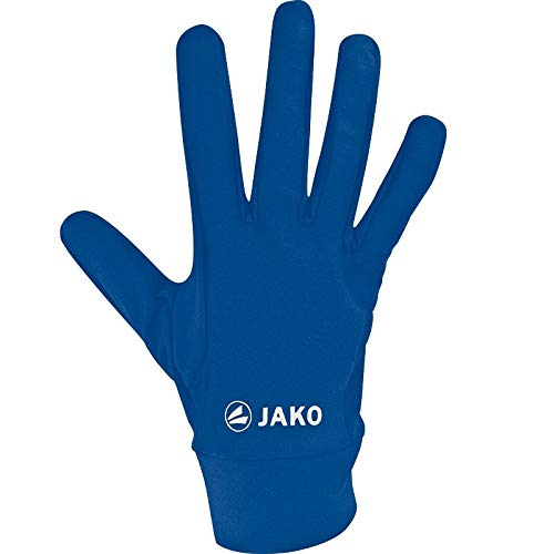 JAKO Feldspielerhandschuhe Funktion, Größe:5, Farbe:royal
