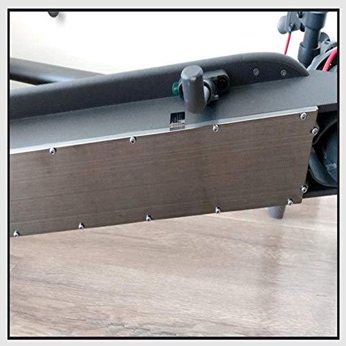 Linghuang Scooter Batterie Abdeckung Schutzbrett Antikollisions für Xiaomi M365 / M365 Pro Elektroroller Plattenschutz (für M365)