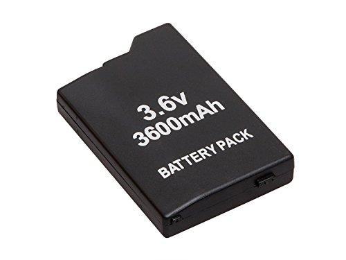 IUWES-998 Akku Accu Batterie für PSP Sony 2004 2000 3000 3004 3600 mAh