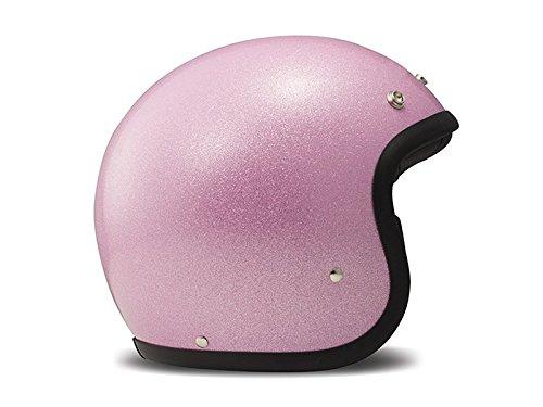 DMD 1jts30000gp02Helm Motorrad, Glitter Pink, S