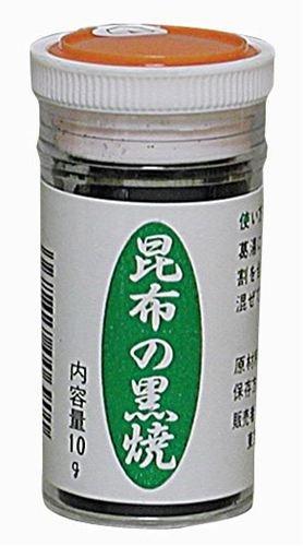 昆布の黒焼 10g