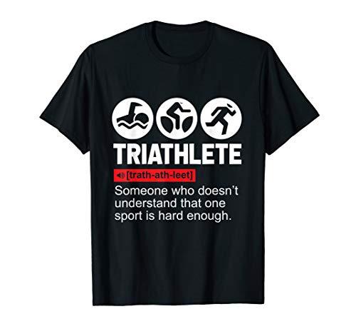 Triathlet Ein Sport Ist Nicht Genug Triathlon T-Shirt