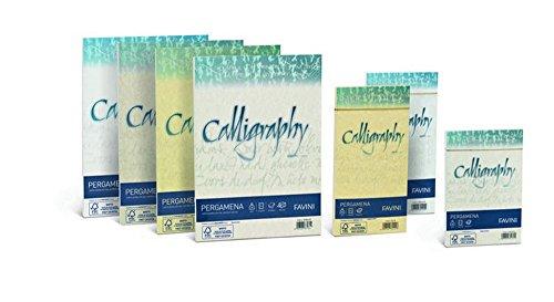 CALLIGRAPHY PERGAMENA CREMA A4 90 GR. (500)