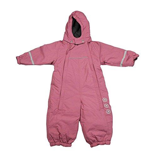 CeLaVi Kinder Mädchen Schneeanzug, Alter: ab 3 Jahren, Größe: 98, Farbe: Rosa, 330126