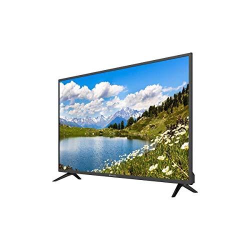 Continental Edison TV LED 4k Uhd - 43-3xhdmi - 2xusb 2.0 - Port Optique