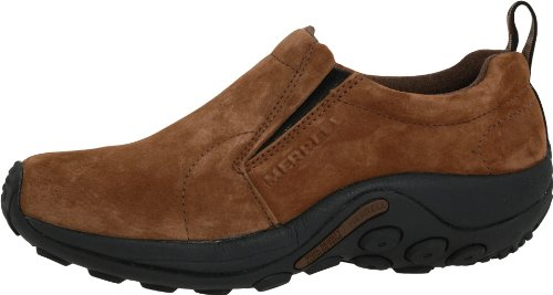 Merrell Men's Jungle Moc Slip-On Shoe,Dark Earth,7 M US