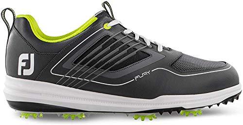 Footjoy Herren Fj Fury Golfschuh, Carbon, 43 EU