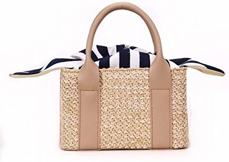 f364af7bb57 Ladies Handbag Summer Package Female Trend Casual Straw Package ...