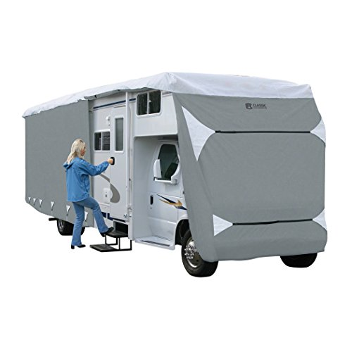 Classic Accessories - 79563 Over Drive PolyPRO3 Deluxe Class C RV Cover, Fits 29' - 32' RVs, Model 5