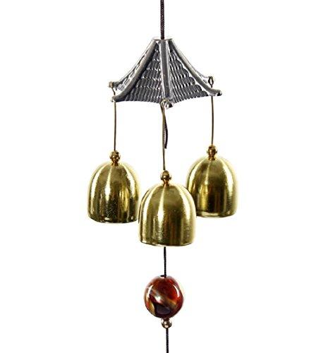 Tongshi Große Bronze Klangfarbe Glocken Windspiele