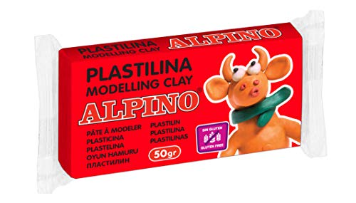 Alpino DP00005901 - Pastilla plastilina