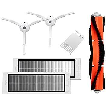 Für Xiaomi-Mi Robot /&Roborock S50 S51 Bürsten Filterelemente Lappen Filter