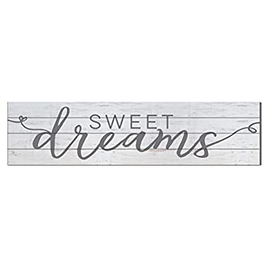 Kindred Hearts 40 x10  Sweet Dreams Shiplap Wall Sign