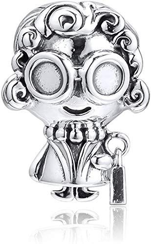 VVHN 2019 Día de la Madre S. Día de Regalo White Pearl 925 Silver DIY Se Adapta a Pandora Pulseras Original Pulseras Charm Moda Joyería