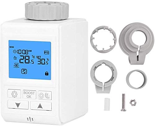 Dispositivo de calefacción de control de temperatura de válvula...