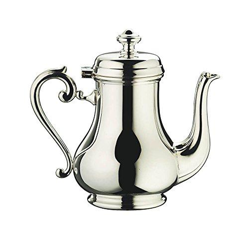 Learn More About Broggi Ambasciata Coffee maker qt.0,90 Silver-plated
