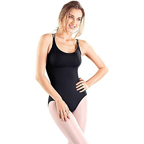 So Danca Ballett Trikot Body E8009 schwarz,weiß,weinrot