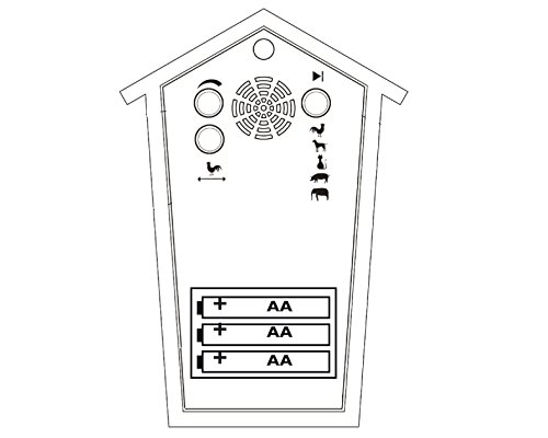 KOOKOO(クークー)『アニマルハウス』