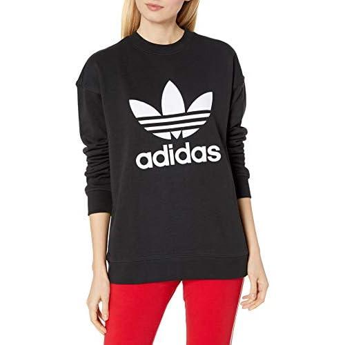 adidas Originals Women's Trefoil Crew Sweatshirt