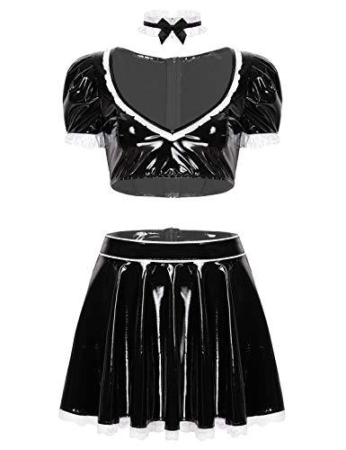 - Halloween Kostüm Dienstmädchen