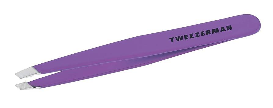 小包適合モンスターTweezers by Tweezerman Slant Tweezer Blooming Lilac