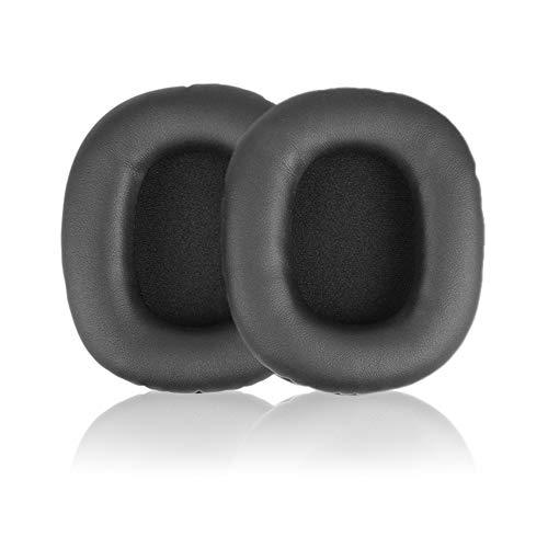 Almohadillas Auriculares y Almohadilla para Diadema, Almohadilla de Repuesto para ATH M50X/ M50 /M40X /M40 /M30X /M30 /SX1 /MDR-7506 Auricular