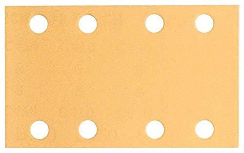 Bosch Professional Schleifblatt für Schwingschleifer Holz und Farbe Best for Wood an Paint (10 Stück, Körnung 180, C470)