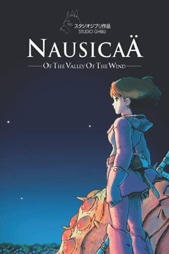 Kaze No Tani No Nausicaä Z Notebook: (110 Pages, Lined, 6 x 9)