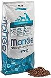Monge Natural SUPERPREMIUM Cane Hypoallergenic Alimenti Cane Secco