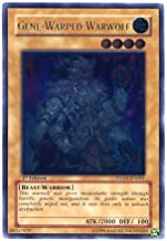 Yu-Gi-Oh! - Gene-Warped Warwolf (STON-EN001) - Strike of Neos - 1st Edition - Ultimate Rare