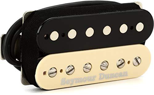 Seymour Duncan SH-4 - Pastilla para guitarra eléctrica para guitarra eléctrica (humbucker), color negro