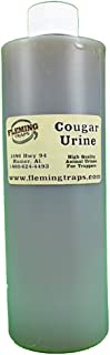 Fleming Traps Cougar Urine - 16 oz