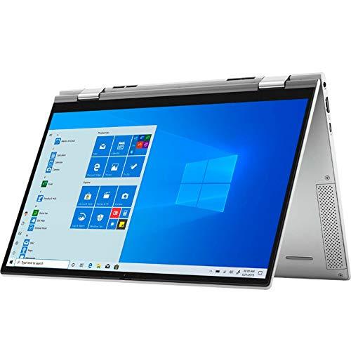 Dell Inspiron 13 7000 2-in-1 13.3' FHD Touchscreen Business Laptop Computer_ Intel Quad-Core i5-10210U (Beats i7-8665U)_ 8GB DDR4 RAM_ 512GB PCIe SSD + 32GB Optane_ WiFi 6_Backlit KB_ Windows 10 Pro