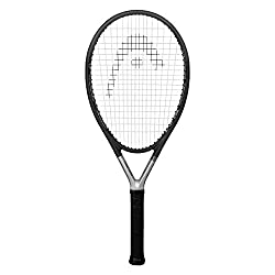 small HEAD Ti.S6 Tennis Racket and Stretch String (4-1 / 4)