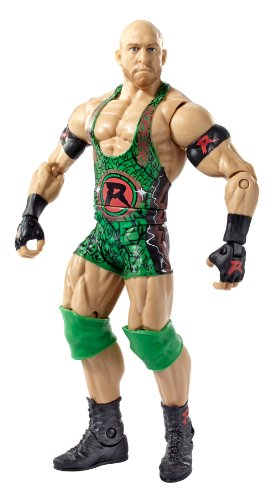 WWE Wrestling Wrestlemania Heritage Series Ryback Figure (Superstar #18) Series 37