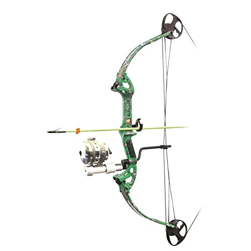PSE New 2017 Discovery 2 Muzzy Bowfishing Package RTS Kit Green #1714BZRGN3040