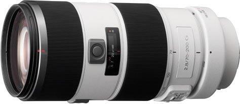 SONY 70-200mm F2.8 G SAL70200G - International Version (No Warranty)