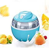 Fabricantes de helados, máquina de helado suave para el hogar, máquina para hacer helados saludables para hacer yogurt de frutas para niños familiares