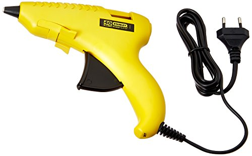 STANLEY 69-GR20B Plastic GluePro® Trigger Feed Hot Melt Glue Gun, Yellow