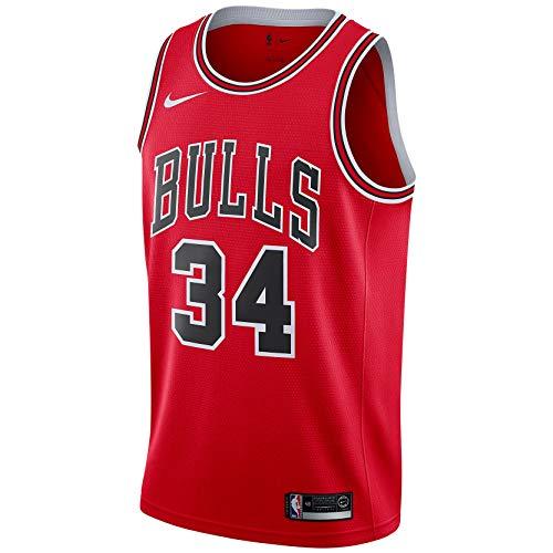 Nike CHI Mens Swingman Jersey Road 864465-668 Size M
