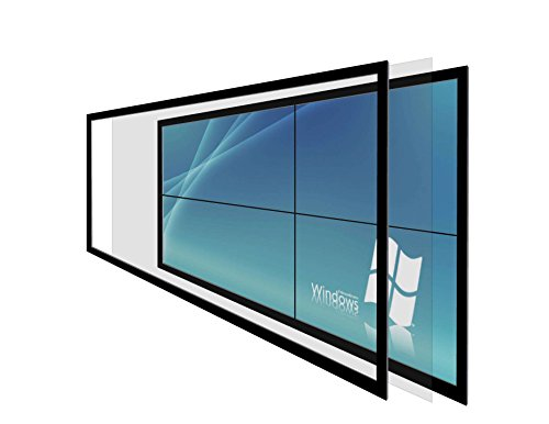 98inch 98-Zoll-Infrarot-Touch-Rahmen, Multi-Touchscreen-Panel, IR-Touch-Panel, Monitor, tv.Tea Table.10point Touch-Overlay .USB-Stecker, kostenloser Treiber